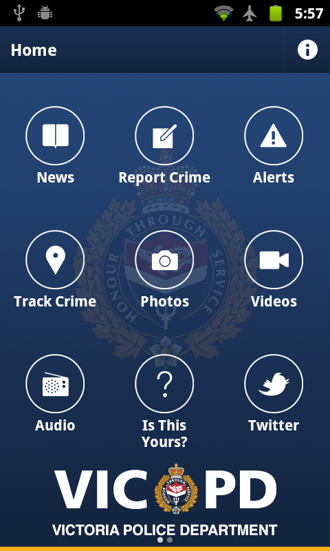 Victoria Police Mobile Android Apps on Google Play