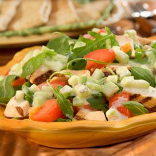 Greek Chicken Salad.