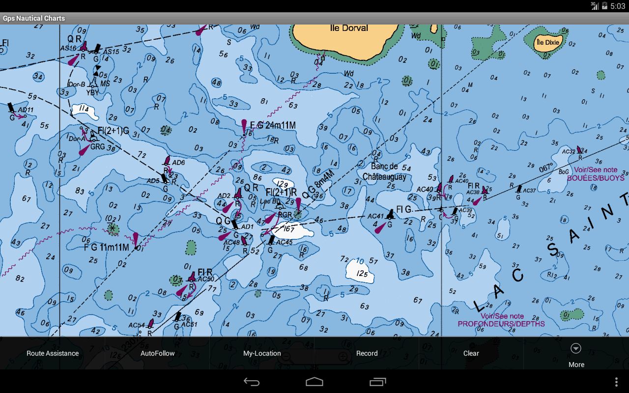 Spain Marine Nautical Charts Android Apps On Google Play