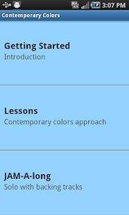 iImprov - Contemporary Colors- screenshot thumbnail