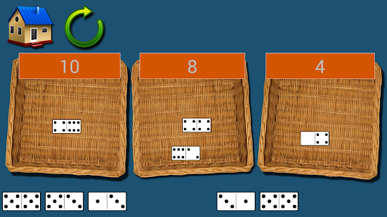 Dominoes Addition- screenshot thumbnail