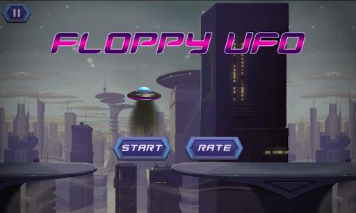 Floppy UFO