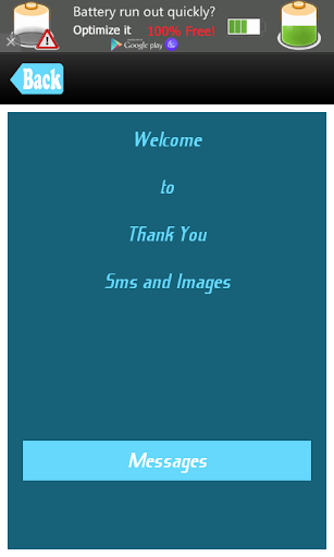 Thank You SMS Messages Msgs