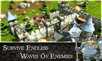 Screenshot of Siegecraft THD Lite