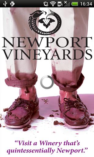 Newport Vineyards-Winery Tours