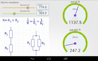 Screenshot of ElectriX