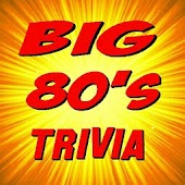 Big 80s FunBlast Trivia Quiz