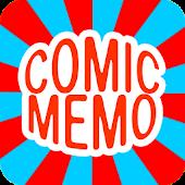 Comic Memo(Widget Memo)