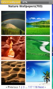 Nature Wallpapers - screenshot thumbnail