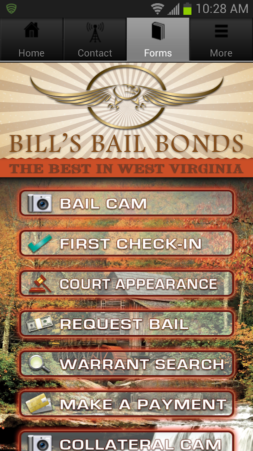 Bill's Bail Bonds- screenshot