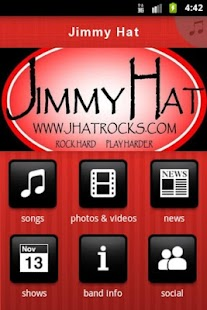Jimmy Hat- screenshot thumbnail