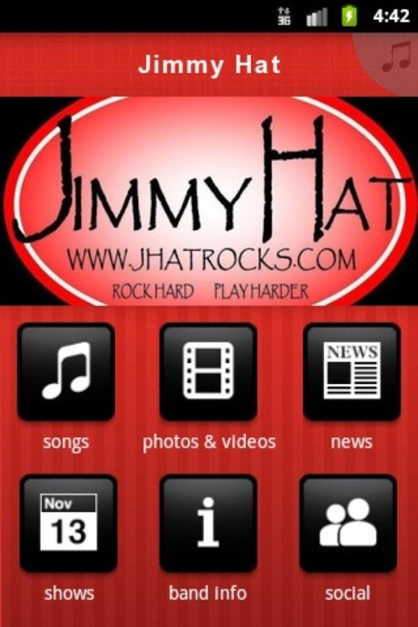Jimmy Hat- screenshot