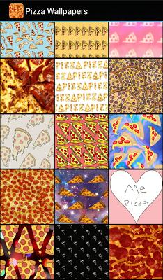 Pizza Wallpapers - screenshot