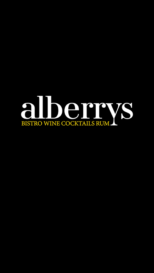 Alberrys Wine Bar- screenshot