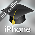 iPhone: video course logo