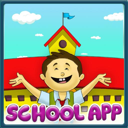 School App LOGO-APP點子