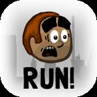 Yikes! Zombies! Run! icon