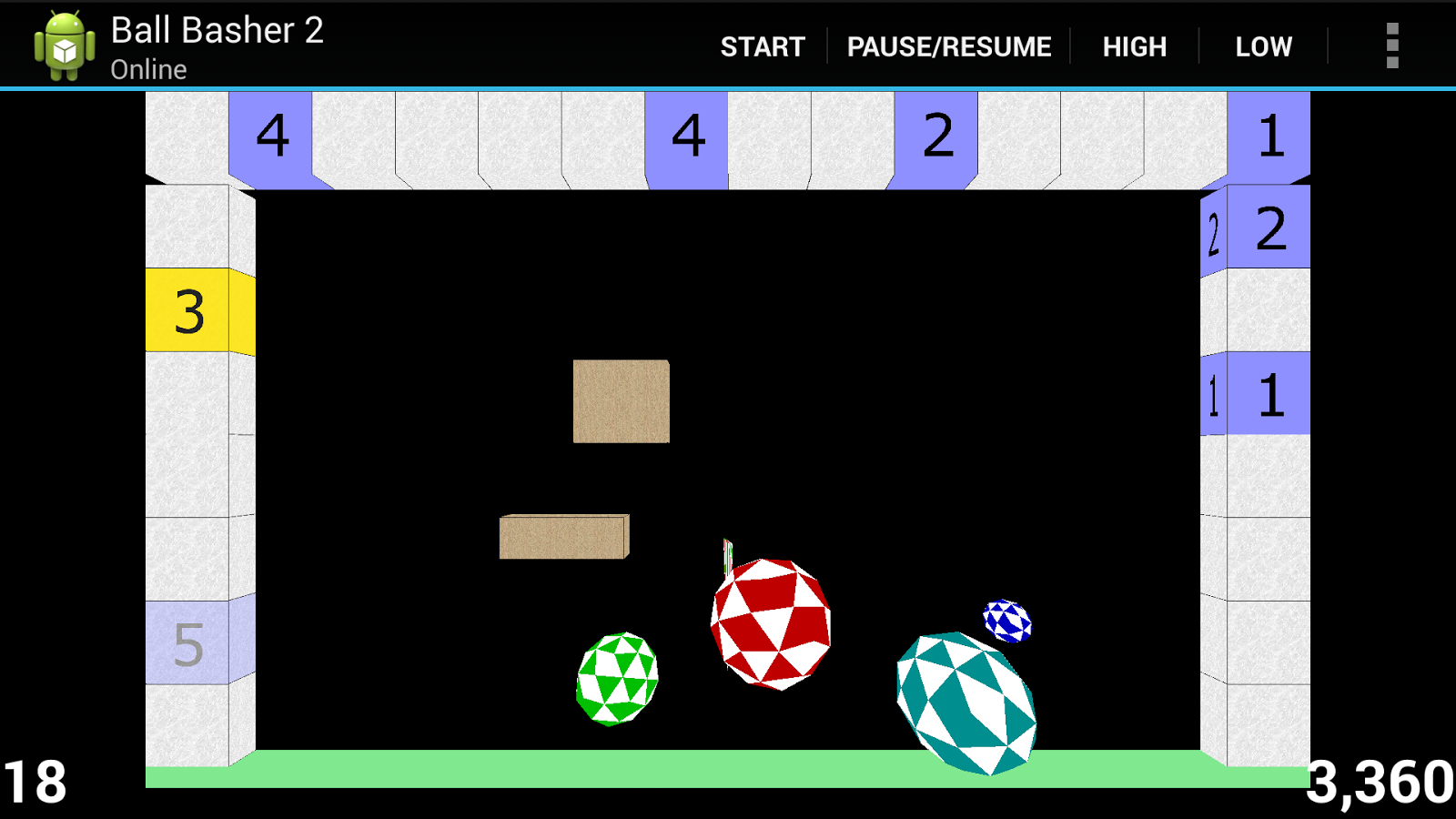 Ball Basher!- screenshot