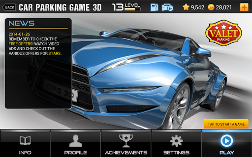 Car Parking Game 3D - Real City Driving Challenge 1.01.084 screenshots 12