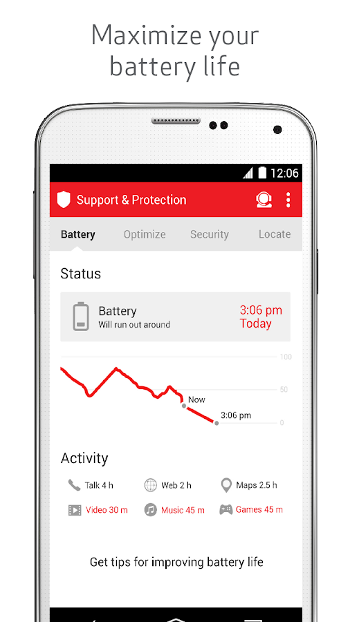 Verizon Support & Protection Android Apps on Google Play
