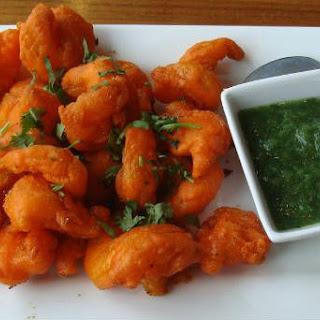 Chingri (Shrimp) Pakora
