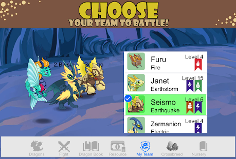 Monster Battle- screenshot thumbnail