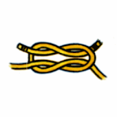 Square Knots for BSA Uniforms