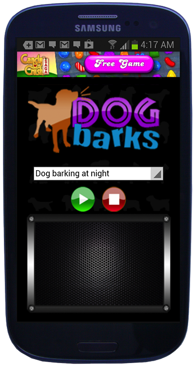 Dog Bark (Dog Sounds)- screenshot