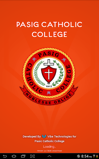 Pasig Catholic College eReader