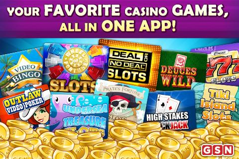 gsn.com free games bingo