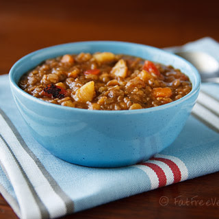 Ridiculously Easy Lentil Soup.