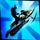 Snowmobile Mountain Race Free