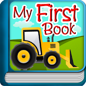 On The Farm kids book