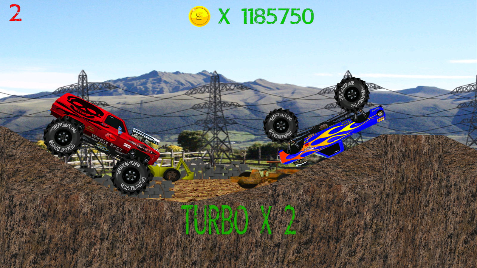 Xtreme Monster Truck Racing Android Apps On Google Play