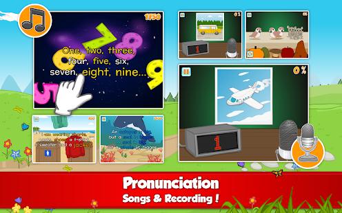 Fun English Learning Games - screenshot thumbnail