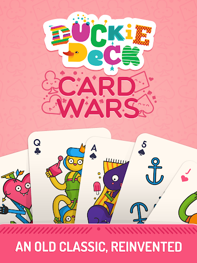 Duckie Deck Card Wars