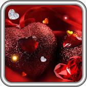 Love Valentines live wallpaper