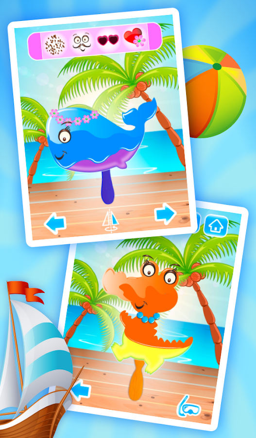 Ice Candy Kids - Cooking Game- screenshot