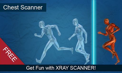 Chest Xray Scanner Prank