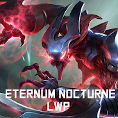 Nocturne League of Legends LWP