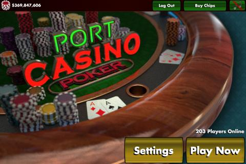 Port Casino Poker - screenshot