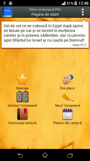 Biblia românească PRO