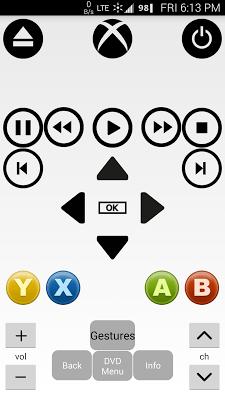 IR Xbox 360 Remote [Trial] - screenshot