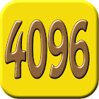 4096 Tile Puzzle Game icon