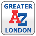 Greater London A-Z Map by Zuti icon
