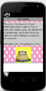 Guía pou - screenshot thumbnail