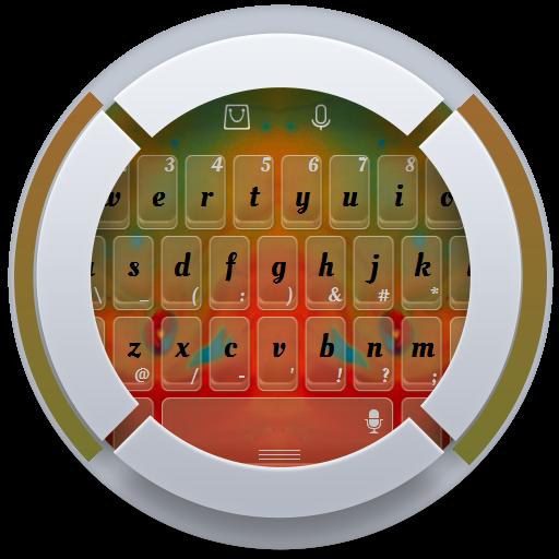 油漆爆裂 TouchPal Theme 個人化 App LOGO-硬是要APP