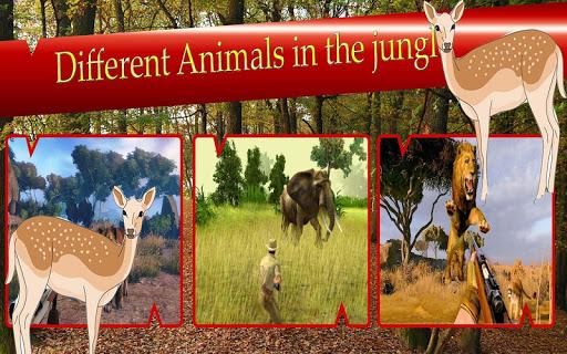 Wild Deer Hunt-2015