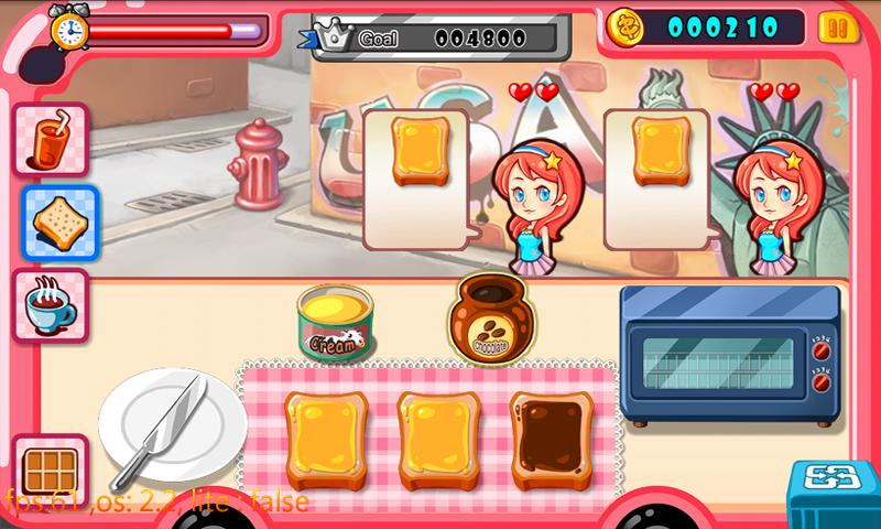 Tea Bar Dash  LITE- screenshot