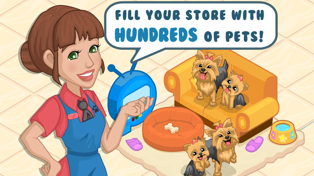 Pet Shop Story™ - screenshot